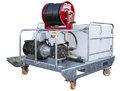 Photograph of PW3020EL-SFJ  PdPro Electric 3 phase Jetter c/w 350L Water tank