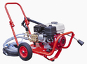 Photograph of PW203-HTL/A - PdPro Professional 6.5hp petrol power washer