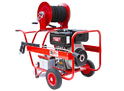 Photograph of PWL102-YTE/A-R - PdPro Diesel Power Washer c/w Reel