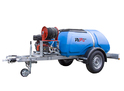 Photograph of PWL102-BWR/A - PdPro High pressure washer bowser trailer