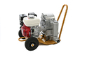 "Photograph of SMD-50HXW - 2"" Diaphragm Pump with Wheel Kit"
