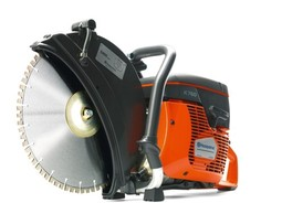 "K760/14 - 14"" / 350mm 74cc Saw Comes With Free Diamond Blade"