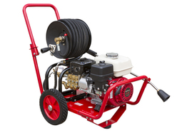 PW203-HTLR/A  - PdPro 2200Psi Honda powered Power Washer