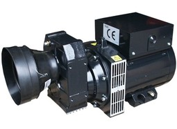 ETC40/2 - 27Kva Single Phase Static Mount PTO Generator